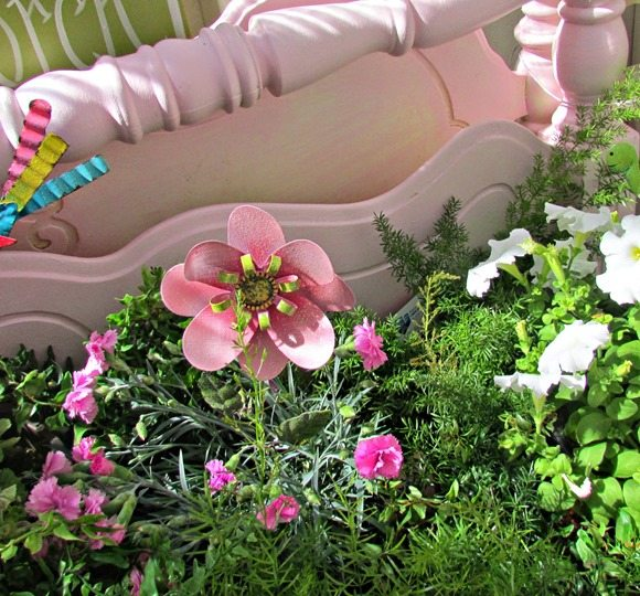 how-to-make-flower-headboard-bed