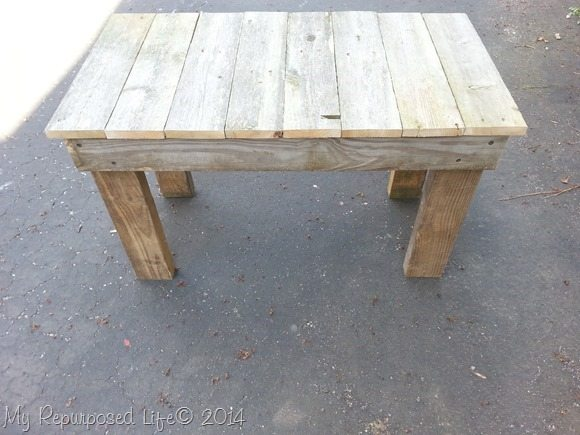 small-bench-reclaimed-fence