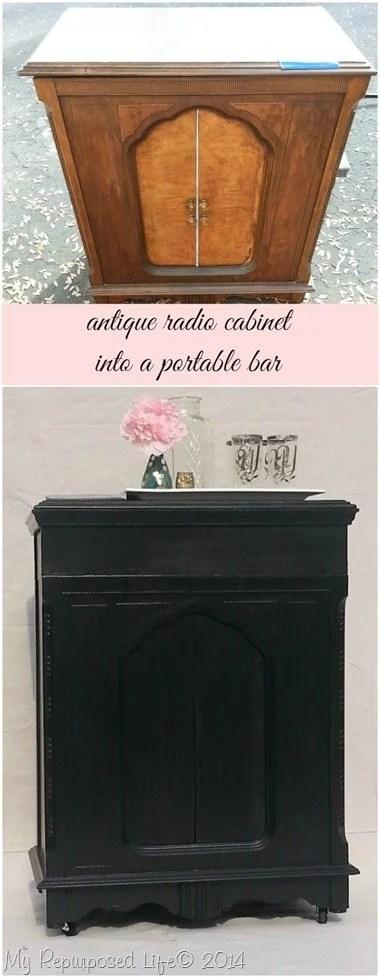 antique-radio-cabinet-bar