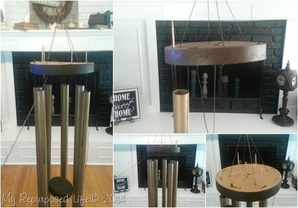 Repair Refresh Broken Wind Chimes My Repurposed Life