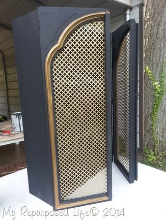 vintage-armoire-doors-cabinet