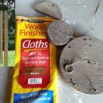 Minwax Wood Finishing Cloths (5 winners)