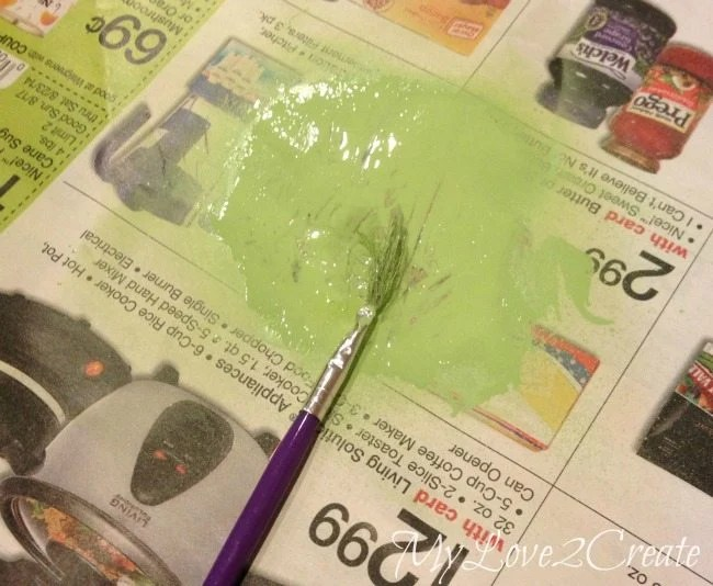 How to touch up with spray paint