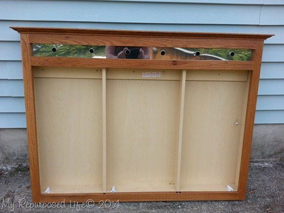 yard-sale-leftover-medicine-cabinet
