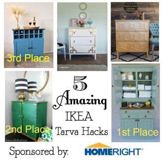 IKEA Challenge with winner