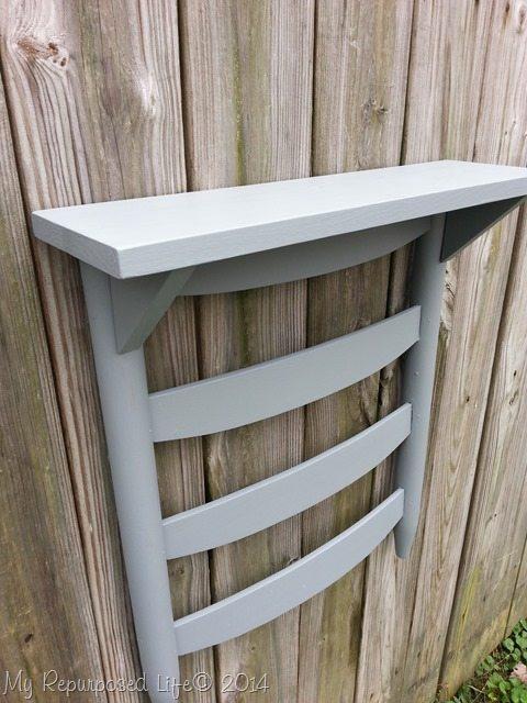diy-easy-chair-back-towel-shelf