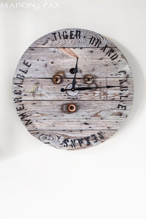 industrial-Spool-Clock