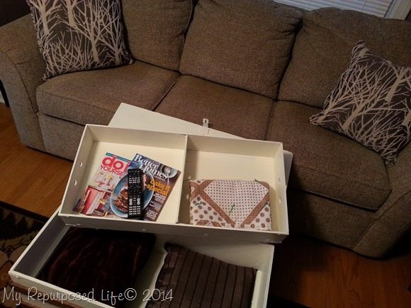 army-foot-locker-coffee-table