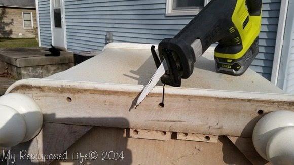 reciprocating-saw-cut-desk