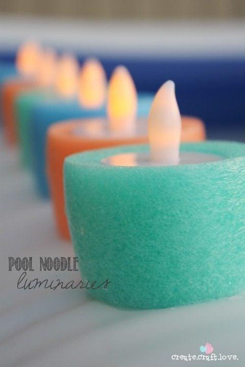 repurposed-pool-noodle-luminaries