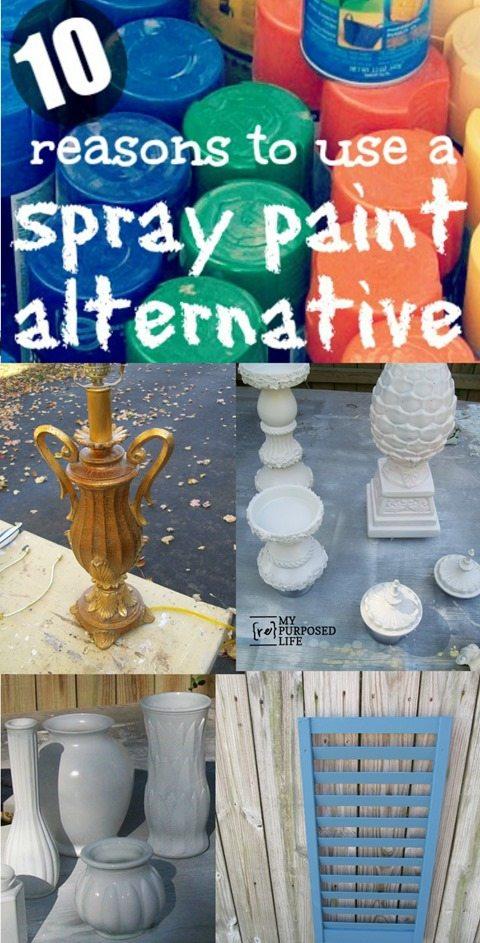 MyRepurposedLife-10-reasons-spray-paint-alternative