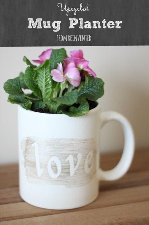 easy-upcycled-mug-planter