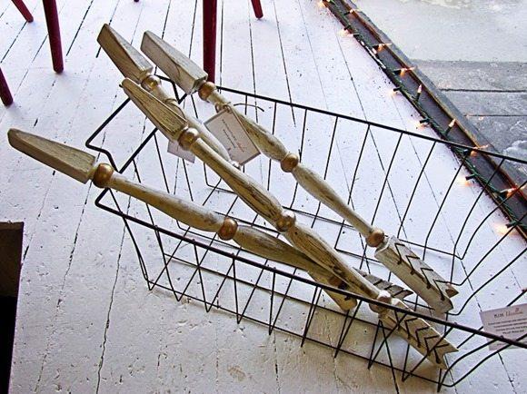 repurposed-spindles-arrows