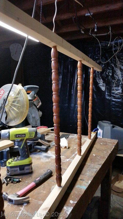 diy-blanket-ladder-secure-spindles