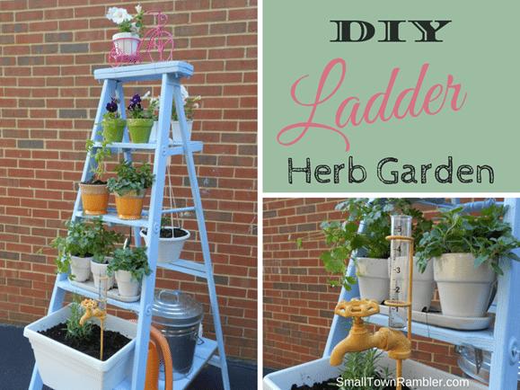 ladder-herb-garden
