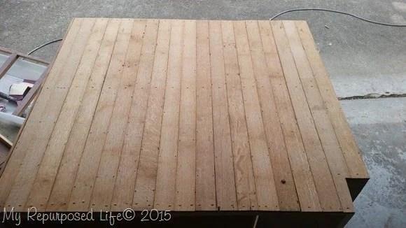 island-craft-table-faux-bead-board