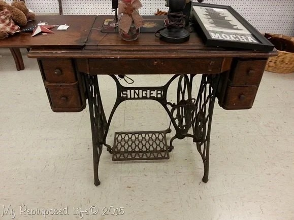 singer-treadle-machine