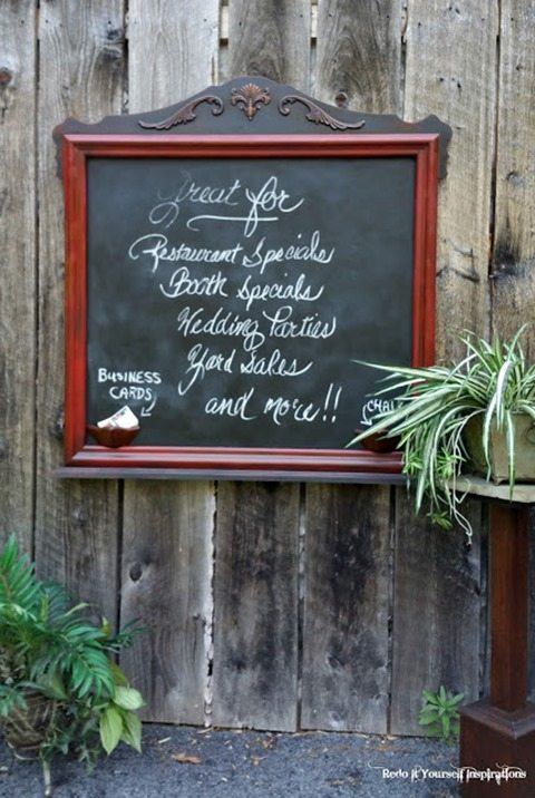 chalkboard-antique-mirror
