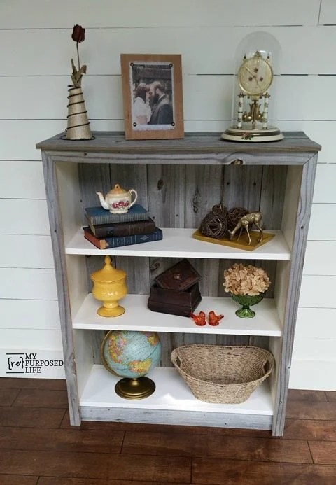 my-repurposed-life-IKEA-Billy-bookcase-makeover