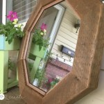 DIY Octagon Mirror | It's easier than you think