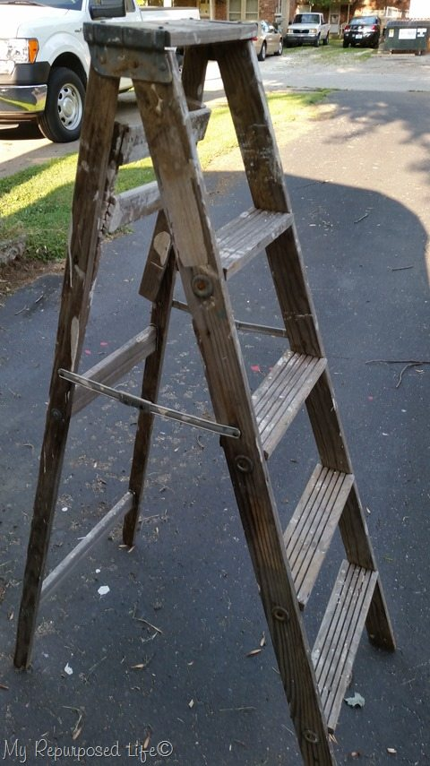 old-ladder