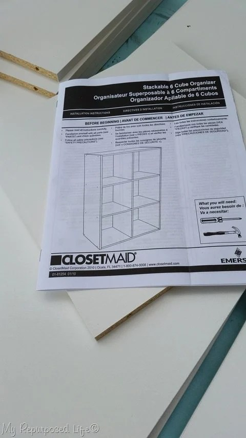 closet-maid-cubby-instructions