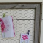 Easy Rustic Frame 3 ways