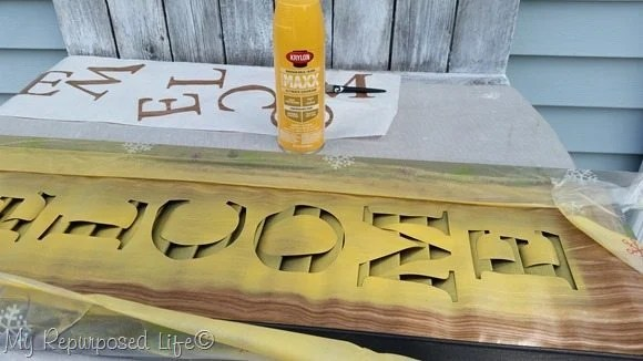 stenciling-krylon-spray-paint