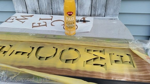 stenciling-krylon-spray-paint