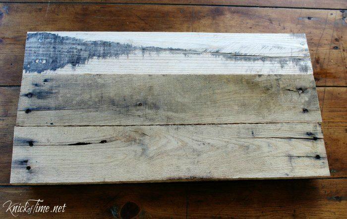 scrap wood stockings hanger tutorial