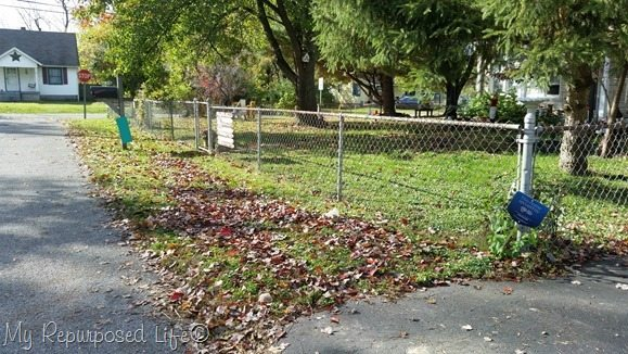 corner-lot-old-chain-link-fence