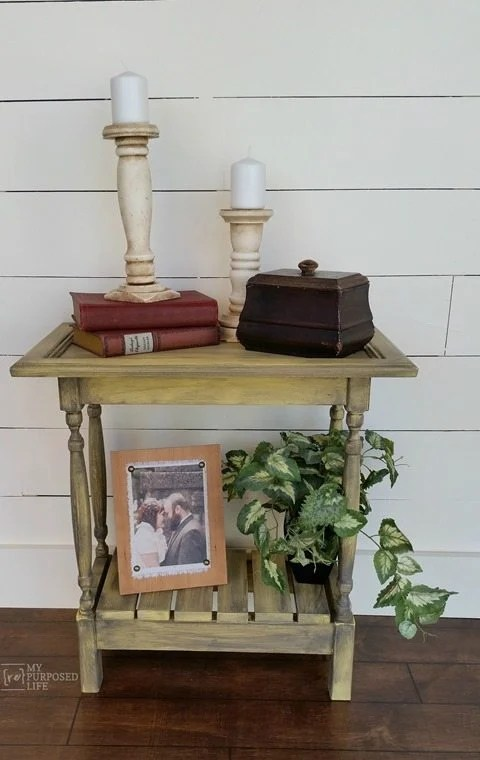 my-repurposed-life-small-yellow-glazed-table-cabinet-door-spindles