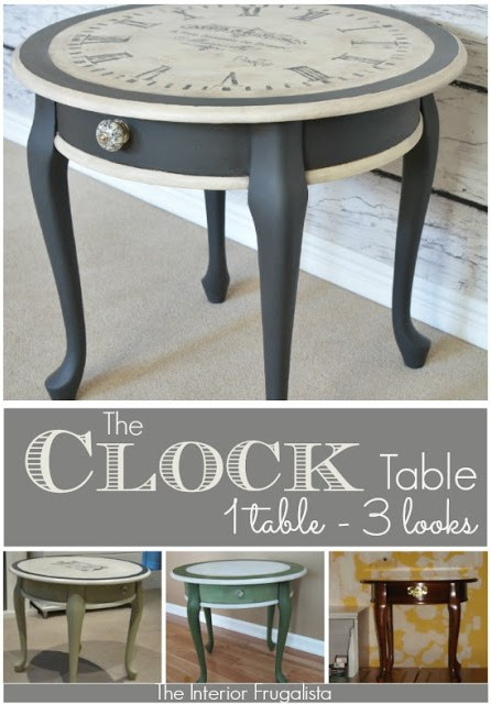 small side table 3 ways