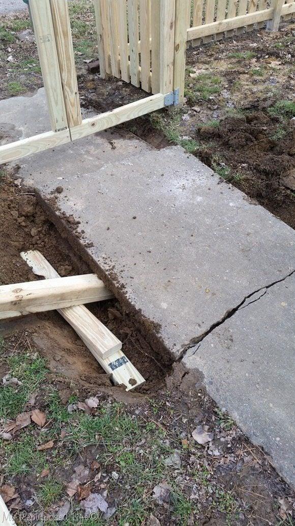 removing-concrete-sidewalk
