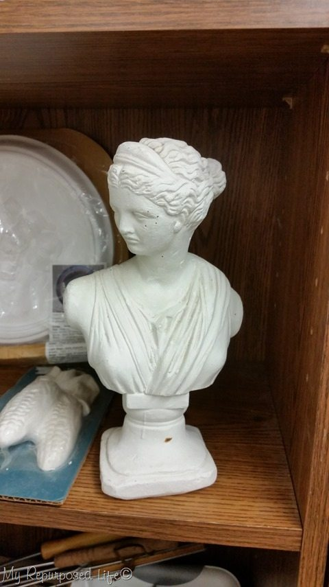 small-white-bust