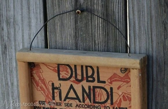 curl wire hanger