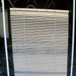 How to paint mini blinds