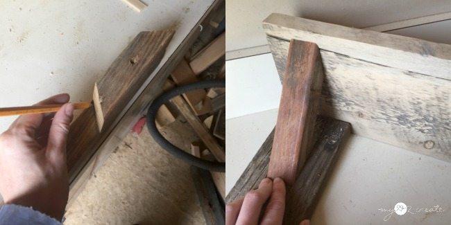 fitting bracket for shelves