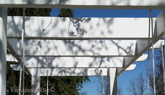 hanging gutter planters eye lag screws s hooks