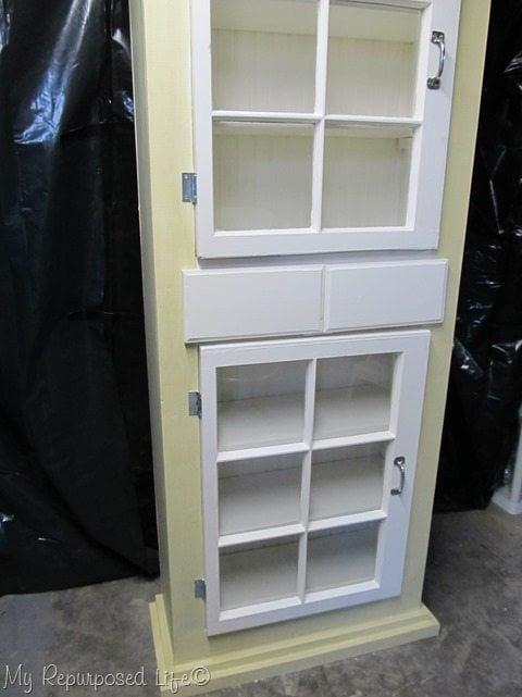 repurposed Window Cabinet (118)