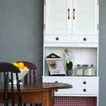 Kitchen Hutch Makeover | Remake