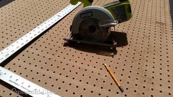 pegboard circular saw