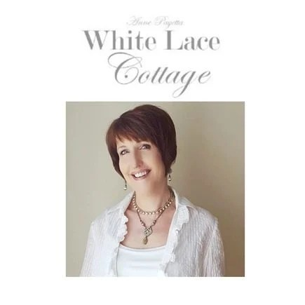 Anne Payetta White Lace Cottage