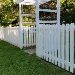 White Picket Fence is DONE!