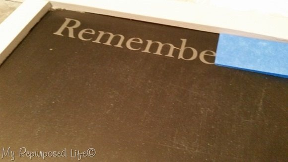 remove painters tape reveal vinyl