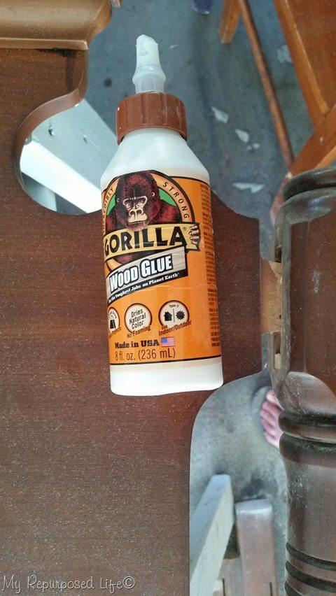 repair headboard