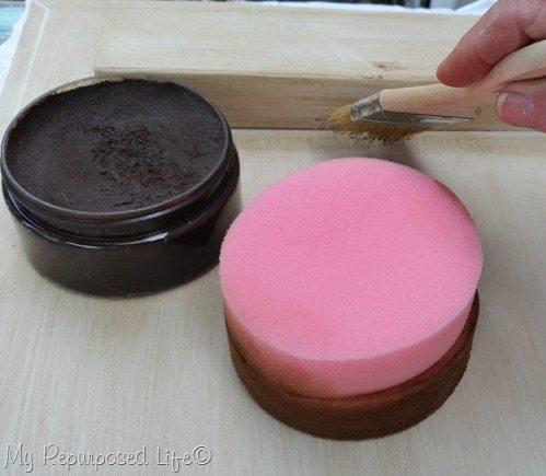 wax brush sponge 1