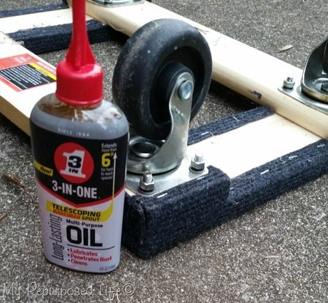 3-IN-ONE-oil for furniture dollies
