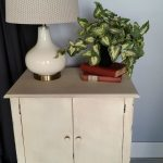 vintage sewing cabinet storage cabinet