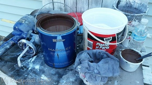 diy chalky paint primer behr marquee paint